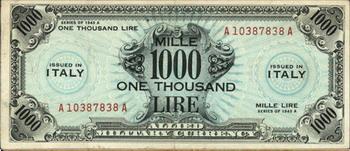Военные деньги