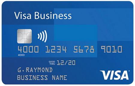Visa Business