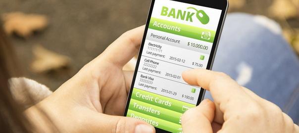 Выбор банка для обслуживания