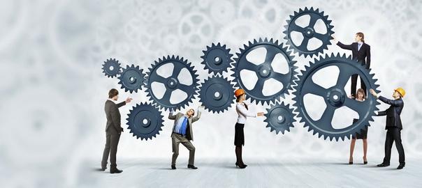 Организация структура предприятия
