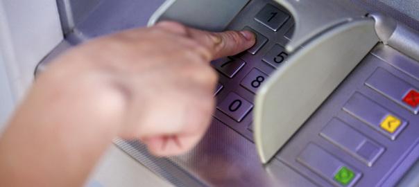 Как сменить ПИН-код банковской карты?