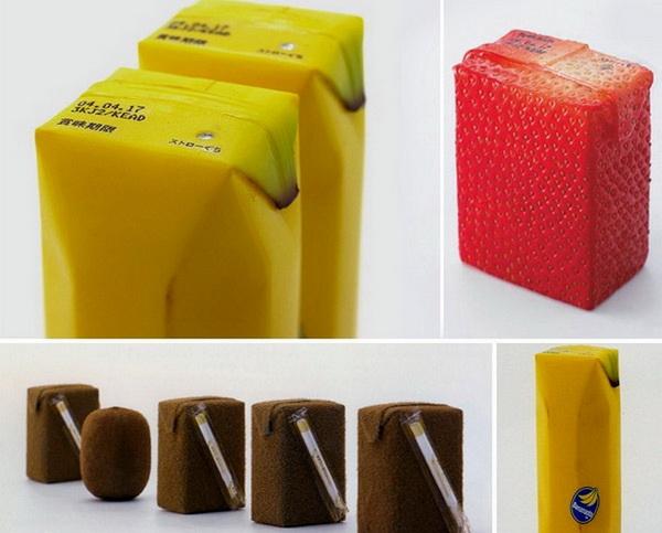 Упаковка соков