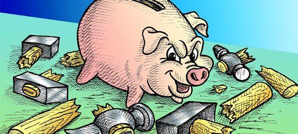 Анекдоты про банк и банкиров
