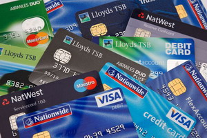 Внешний вид банковской карты