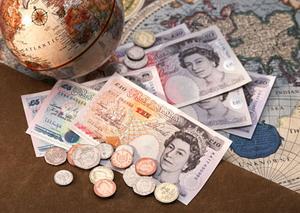GBP, стерлинговая зона, Валютные зоны