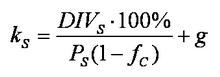 Модель Гордона (формула)