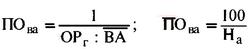 Формула расчета периода оборота внеоборотных активов в годах