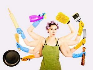 Домашнее хозяйство