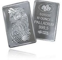 palladium, Палладий