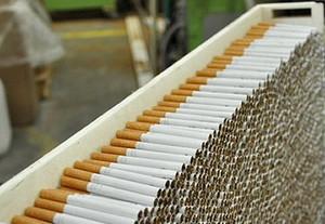 табачные изделия изготовление